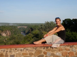 """Travel"" Natalie loving Zimbabwe"