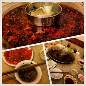 Sichuan Hot Pot, so good!