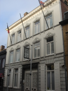 The front facade of Talbot House
