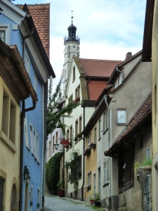 Get lost in the winding medieval laneways