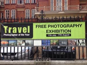 The best thing about this exhibition is it is free!