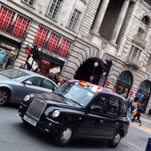 The Black Cab, icon of London but too expensive for most locals