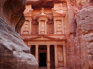 There is more to Petra than just the Treasury