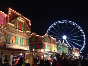 With carnival rides and games, Winter Wonderland has something for everyone