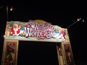 Welcome to Winter Wonderland!