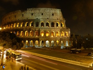 The home of Rome's mighty gladiator battles and one of the symbols of the ancient city