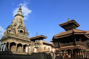 Temples, bells, and narrow streets, Bhaktapur has everything you need for an epic foot race