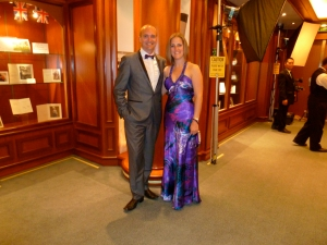 Dressed to thrill with my very own Bond Girl