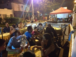 Street food pop up restaurants Cuban style