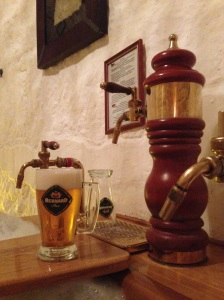 All you can drink ice cold beer from your own private beer tap